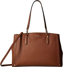 Goat Leather Satchel