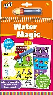 Galt Toys Water Magic 123, Colouring Book For Children, Galt America, 1105449