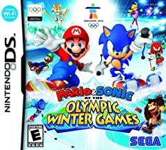 Mario and Sonic at the Olympic Winter Games - Nintendo DS (Renewed)
