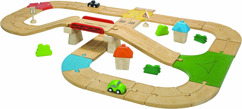 Plangiocattoli 4206607 - Sistema Stradale Plancittà Gree