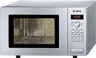 comprar comparacion Bosch HMT75G451 - Microondas 800 W, 17 litros, Plata