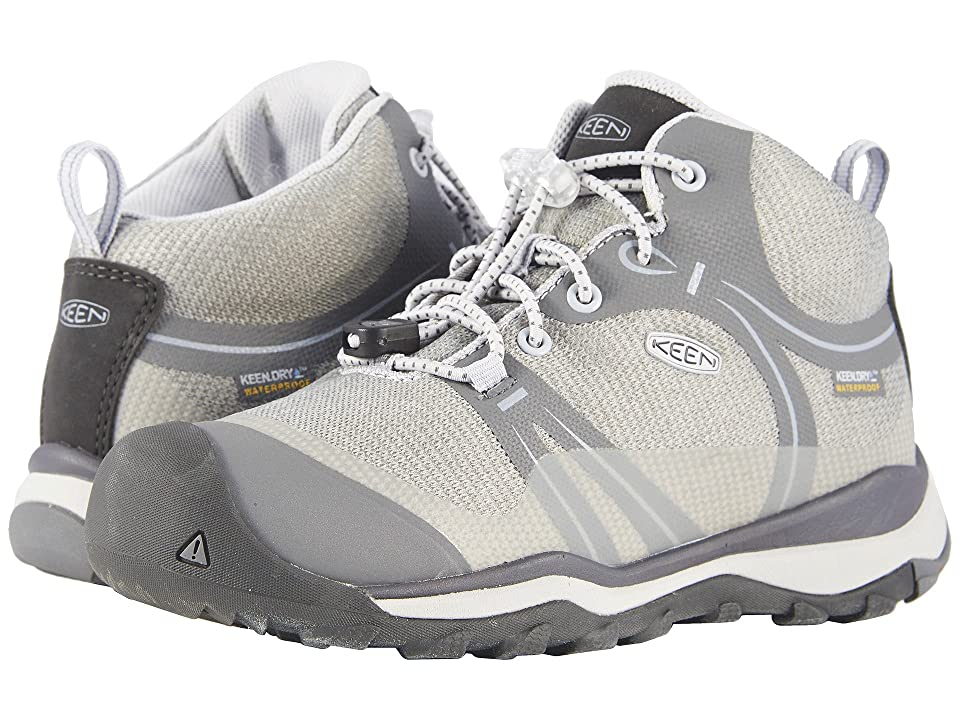 Keen Kids Terradora Mid WP (Little Kid/Big Kid) (Gargoyle/Magnet) Girl