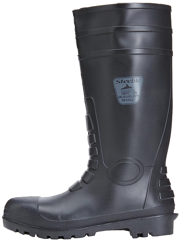 Steelite Steelite Total Safety Wellington S5 talla 38 Calzado de protecci/ón color Negro