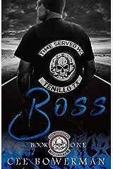 Boss: Time Served MC Book 1 (Tenillo Guardians TSMC) Kindle Edition