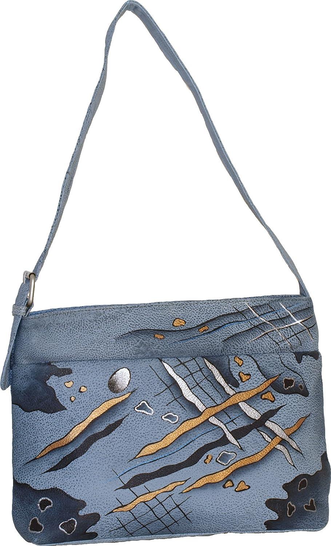 Grünland Art + Craft Schultertasche Leder 33 cm B00CRPM590