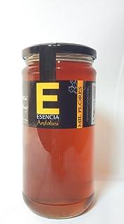 Miel 1 KG - 100% Pura de Abeja, Natural, Artesana, Producto de Jaén. Sabor excepcional por su gran pureza.(varios sabores) (Mil Flores, 1 Unidad)