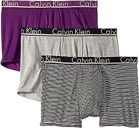 0f662864 Calvin Klein Underwear Modern Cotton Stretch Trunk 2 Pack at Zappos.com