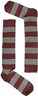 RUG38L Calcetines altos, Gris (Burdeos/Gris 38), 36/41 (Tamaño del fabricante:M) para Mujer