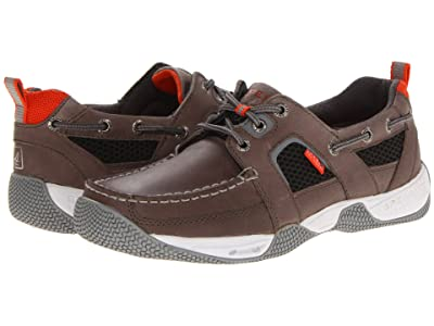 Sperry Sea Kite Sport Moc (Gray) Men