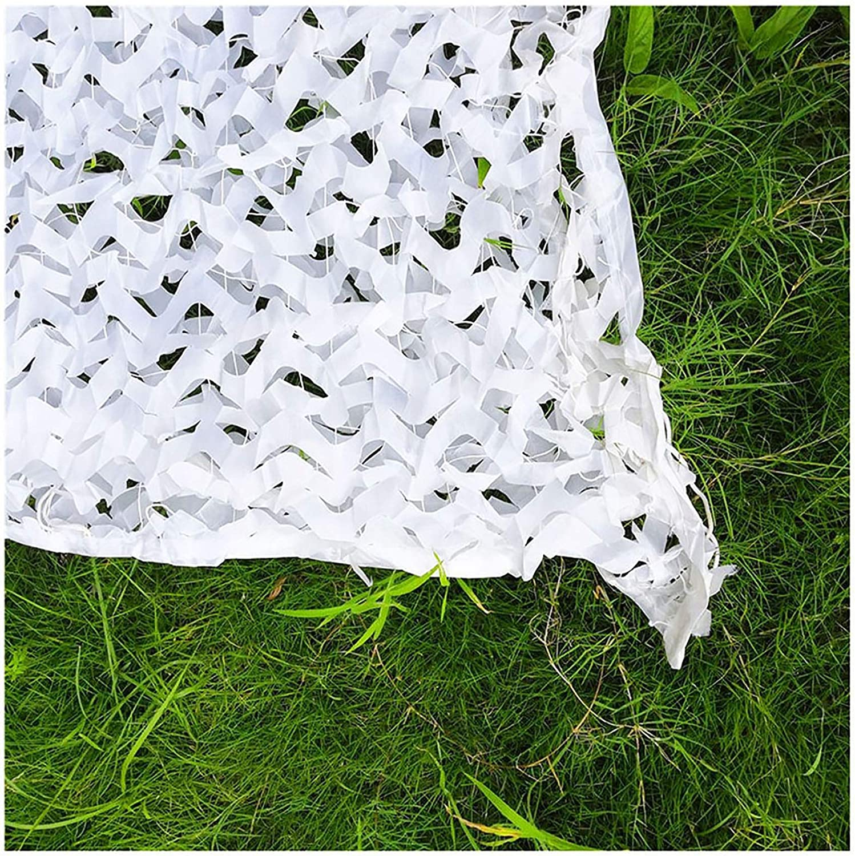 bandezid Camo Netting gift Sacramento Mall White Camouflage Bulk Roll Net