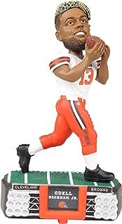 Odell Beckham Jr. (Cleveland Browns) w/White Jersey Stadium Lights Bobblehead by Foco