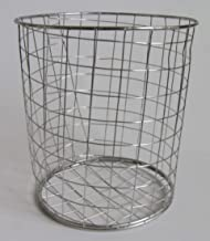 Gophers Limited Stainless Steel Wire Gopher/Mole Barrier Basket, 1 Gallon Size, 1 Case Quantity 12 Baskets