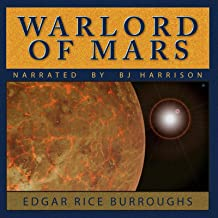 The Warlord of Mars: John Carter, Book 3