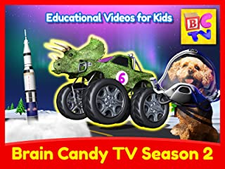 Brain Candy TV - Educational Videos for Kids