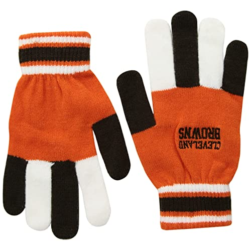 FOCO NFL Unisex Multi Color Team Knit Glove 84fb09df480b