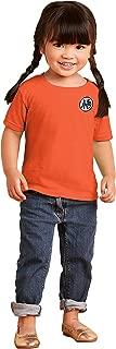 Ball Z Gokus Kanji Uniform Symbol Dragon Infant Toddler T Shirt
