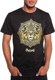 Rasta Vintage Graphic Short Sleeve Casual T-Shirt Reggae Inspired Jamaican Tops
