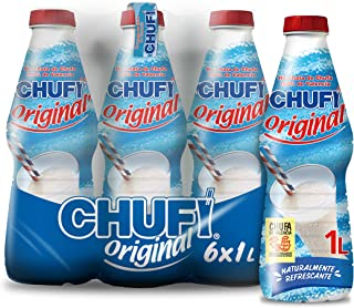 Chufi Horchata Original - Pack 6 x 1Lt (8411610006306)