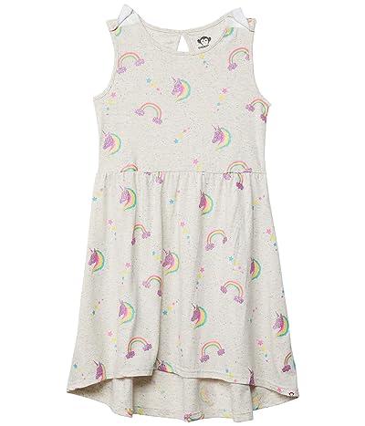 Appaman Adaptive Kids Unicorn Rainbows Naxios Dress (Little Kids/Big Kids)