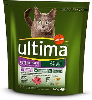 Amazon.es: ultima gatos esterilizados