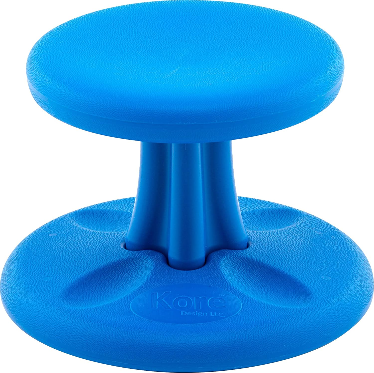 Kore Design KOR592 Toddlers Wobble Chair Height 10 , bluee