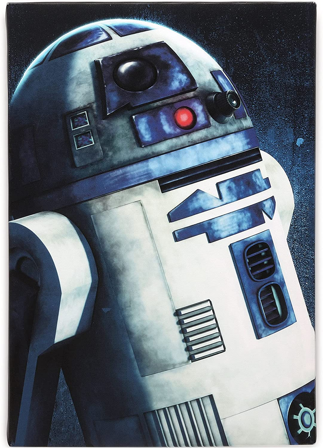 safety Open Limited price Road Brands Disney Star Wars: Wars The Painting Clone R2-D2