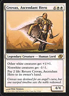 Magic: the Gathering - Crovax, Ascendant Hero - Planar Chaos - Foil