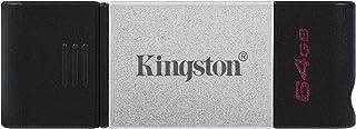 Kingston DataTraveler 80 64GB USB Type-C Flash Drive (DT80/64GB)