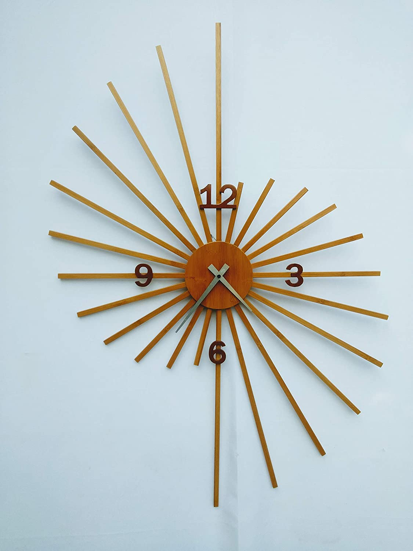 Clock New mail order Modern Art wall clock decor Ranking TOP14