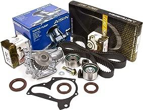 Evergreen TBK125MWPA Fits 91-95 Toyota Celica MR2 Turbo 2.0L DOHC 3SGTE Timing Belt Kit AISIN Water Pump