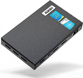 ミニPC Quieter2 Windows 10 Pro搭載 Celeron J4125 Processor クアッドコアプロセッサー 8GB DDRメモリー 128GB eMMCストレージ USB3.0 4K HD Bluetooth 4.2...