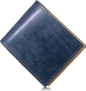 Eredità 財布 1840年創業の英国トーマス社 ブライドルレザー 二つ折り財布 メンズ 日本製 WL14