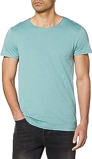 DeFacto Bisiklet Yaka Slim Fit Basic Tişört Tişört Erkek