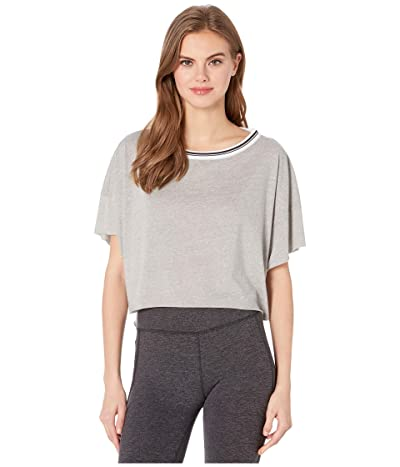 FP Movement Forever Yours Tee (Grey Combo) Women