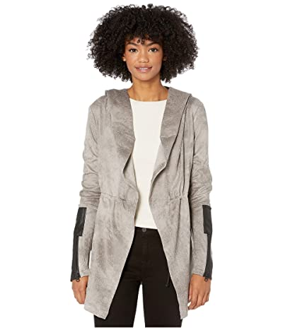 Blanc Noir Vintage Traveler Jacket (Grey) Women