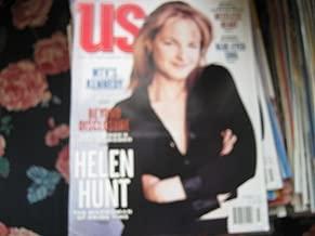 US Magazine (HELEN HUNT , Mary Chapin Carpenter , Aidan Quinn , MTV's Kennedy)