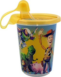 The First Years Disney Take & Toss Sippy, Toy Story, 3 Pack