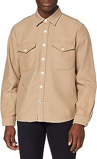 Tommy Hilfiger Moleskine Overshirt Camicia Uomo