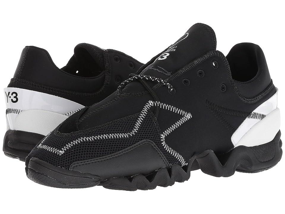 adidas Y-3 by Yohji Yamamoto Y-3 Ekika (Black Y-3/Black Y-3/Footwear White) Athletic Shoes