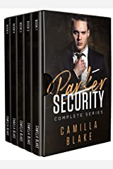 Parker Security: Complete 5-Book Series Kindle Edition