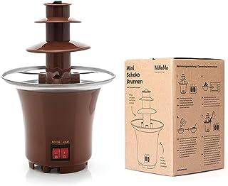 Minuma® Fuente de chocolate | Fondue para chocolate de tres