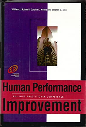 Human Performance Improvement, Building practitioner competence