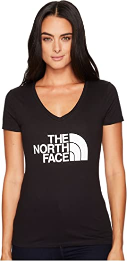 The North Face - Half Dome V-Neck S/S Tee