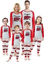Matching Family Christmas Pajamas Boys Girls Deer Pjs Toddler Kids Children Sleepwear Baby Clothes Pyjamas Women XS