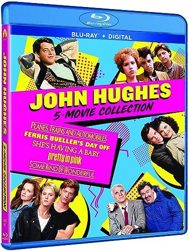 John Hughes 5-Movie Collection [Blu-ray + Digital]