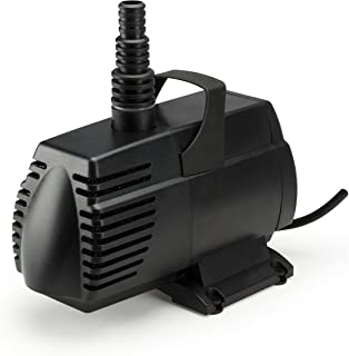 Aquascape 91010 Ultra Pump 2000 for Small Ponds, Fountain, Waterfalls, and Filters, 1,982 GPH