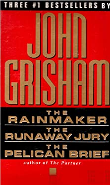 John Grisham 3-Copy Box Set: The Rainmaker/The Runaway Jury/The Pelican Brief
