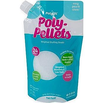 Perles Fairfield Poly-pellets Rapide lest/é Craft Multicolore 16.51/x 11.43/x 3.35/cm
