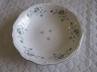 Blue Garland by Johann Haviland, China Fruit Bowl, Individual