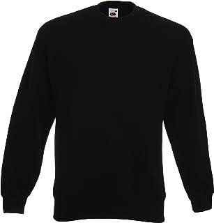 Fruit of the Loom Men's Set-in Sweat Sweatshirt